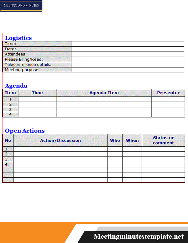 Template For Meeting Minutes In Word from meetingminutestemplate.net